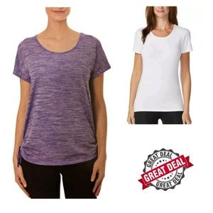 NEW Lot of 2 Workout Tops 32Degrees Tuff Athletics